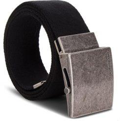 Pasek Męski CALVIN KLEIN JEANS - J Military Belt 3,5 Cm K50K504327 001. Czarne paski męskie marki Calvin Klein Jeans, w paski, z jeansu. Za 179,00 zł.