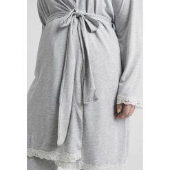 Szlafroki kimona damskie: Evans TRIM GOWN Szlafrok grey