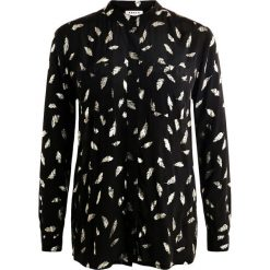 Karen by Simonsen RAMPAGE  Koszula black. Czarne koszule damskie Karen by Simonsen, z materiału. W wyprzedaży za 370,30 zł.