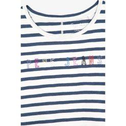 Pepe Jeans - Top dziecięcy 122-176 cm. Różowe bluzki dziewczęce marki Mayoral, z bawełny, z okrągłym kołnierzem. W wyprzedaży za 119,90 zł.