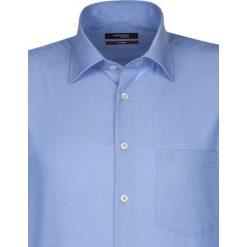 Seidensticker MODERN FIT B&T Koszula biznesowa blau. Niebieskie koszule męskie Seidensticker, m, z bawełny. Za 349,00 zł.