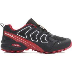 Buty sportowe męskie: Czarno-Czerwone Buty Sportowe New Beginnings
