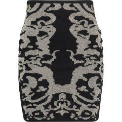 Spódniczki ołówkowe: Ivyrevel DELIRIUM SKIRT Spódnica ołówkowa  black/gold