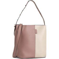 Torebka JENNY FAIRY - RC13056 Różowy. Brązowe torebki klasyczne damskie marki Jenny Fairy, ze skóry ekologicznej. Za 119,99 zł.