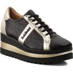 Buty damskie: Sneakersy BALDININI – 862003P23ZDUSINEPL  Nero/Plat