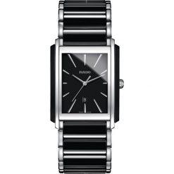 ZEGAREK RADO INTEGRAL. Czarne zegarki damskie RADO, ceramiczne. Za 7900,00 zł.