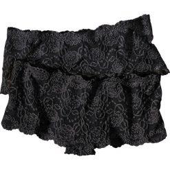 "Figi ""panty"" z koronki  (2 pary) bonprix czarny. Czarne figi bonprix, w koronkowe wzory, z koronki. Za 35,98 zł."