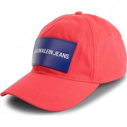 Czapka z daszkiem CALVIN KLEIN JEANS - Cap M K40K400863 634. Szare czapki z daszkiem damskie marki Calvin Klein Jeans, na zimę, z jeansu. Za 159,00 zł.