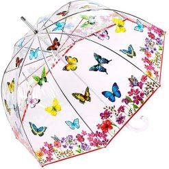 "Parasole: Parasol ""Butterfly Garden"" ze wzorem"