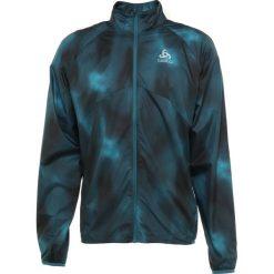 ODLO JACKET OMNIUS Kurtka do biegania blue coral. Zielone kurtki do biegania męskie Odlo, m, z materiału. Za 379,00 zł.