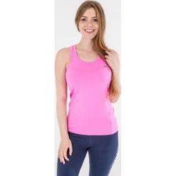 4f Koszulka damska H4L17-TSDF001 różowa r. L. Czerwone topy sportowe damskie 4f, l. Za 49,97 zł.