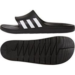 Chodaki męskie: Adidas Klapki męskie aqualette  czarne r. 43 (CG3540)