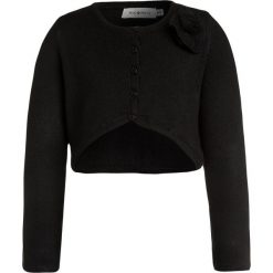 Mini Molly STAR GIRLS CARDIGAN Kardigan black. Czarne swetry chłopięce Mini Molly, z materiału. W wyprzedaży za 134,10 zł.