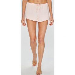 Undiz - Szorty piżamowe. Szare piżamy damskie marki Undiz, l, z poliesteru. W wyprzedaży za 39,90 zł.