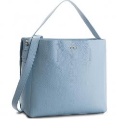 Torebka FURLA - Capriccio 961741 B BHE6 QUB Fiordaliso s. Niebieskie torebki klasyczne damskie Furla, ze skóry. W wyprzedaży za 1289,00 zł.