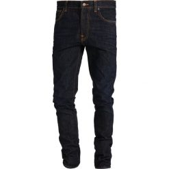 Nudie Jeans LEAN DEAN Jeansy Slim Fit dark shadow. Szare jeansy męskie relaxed fit Nudie Jeans. Za 579,00 zł.