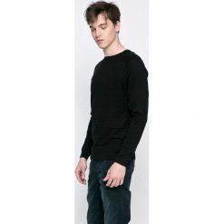 Dissident - Sweter. Niebieskie swetry klasyczne męskie marki Reserved, l, z okrągłym kołnierzem. W wyprzedaży za 39,90 zł.