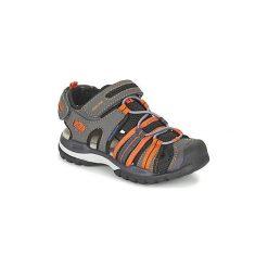 Sandały sportowe Dziecko  Geox  J BOREALIS B. C. Szare buty sportowe chłopięce marki Geox. Za 231,20 zł.