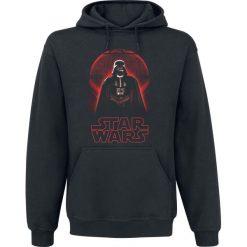 Bejsbolówki męskie: Star Wars Darth Vader Bluza z kapturem czarny