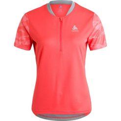ODLO MORZINE    Tshirt z nadrukiem rot. Czerwone t-shirty damskie Odlo, xl, z nadrukiem, z poliesteru. W wyprzedaży za 174,30 zł.