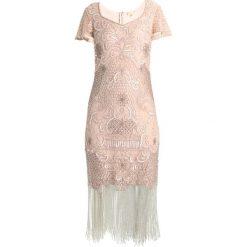 Sukienki hiszpanki: Frock and Frill BLAIR AND SEQUIN FLAPPER DRESS Sukienka koktajlowa soft pink