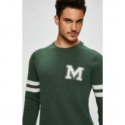 Produkt by Jack & Jones - Sweter. Szare swetry klasyczne męskie marki PRODUKT by Jack & Jones, m, z bawełny, z okrągłym kołnierzem. W wyprzedaży za 99,90 zł.
