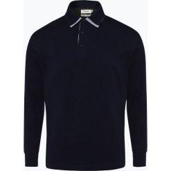 Mc Earl - Męska koszulka polo, niebieski. Niebieskie koszulki polo Mc Earl, m. Za 129,95 zł.