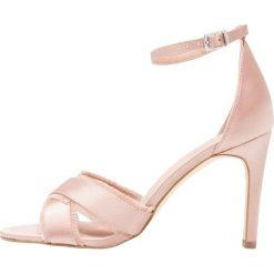 Sandały damskie: New Look UNRAVELLED Sandały na obcasie light pink
