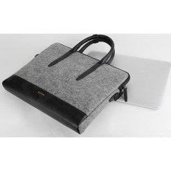 Torba Cartinoe Stylowa torba z filcu na laptopa 13,3 cala Cartinoe Prevalent Series (Plus) szara. Szare torby na laptopa marki Cartinoe. Za 101,03 zł.