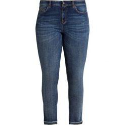 Ashley Graham x Marina Rinaldi IDRURO Jeans Skinny Fit azzurro. Niebieskie jeansy damskie relaxed fit Ashley Graham x Marina Rinaldi, z bawełny. Za 799,00 zł.