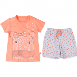 Odzież dziewczęca: Piżama