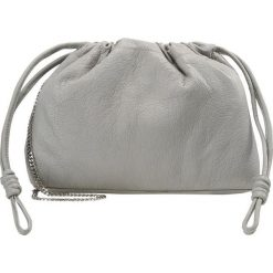 Torebki klasyczne damskie: Topshop DRAWSTRING Torba na zakupy grey
