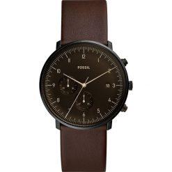 Zegarek FOSSIL - Chase Timer FS5485  Brown/Black. Różowe zegarki męskie marki Fossil, szklane. Za 699,00 zł.