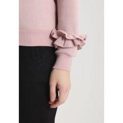 Bluzy rozpinane damskie: YAS YASPARISA Bluza adobe rose