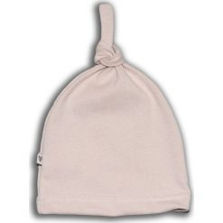 Czapka dziecięca Rose różowa r. 62 (NOR-04). Czerwone czapeczki niemowlęce NANAF ORGANIC. Za 39,71 zł.