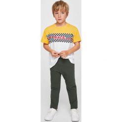 Odzież chłopięca: Mango Kids - Spodnie dziecięce Everest 110-164 cm