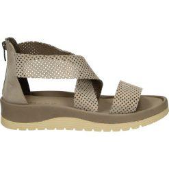 Sandały damskie: Sandały – 4243 TAUP 55