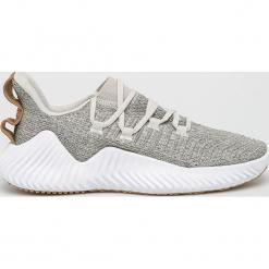 Adidas Performance - Buty AlphaBOUNCE Trainer. Szare halówki męskie adidas Performance, z materiału, na sznurówki. Za 399,90 zł.
