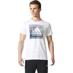 Adidas Koszulka Category ATH biała r. S (CD9250). Białe t-shirty męskie marki Adidas, m. Za 84,66 zł.