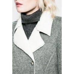 Płaszcze damskie pastelowe: Vero Moda - Płaszcz
