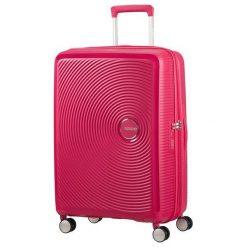 Walizka Soundbox 67/24 TSA EXP różowa (32G-90-002). Czerwone walizki marki American Tourister. Za 413,99 zł.