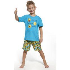 Chłopięca piżama Smile. Białe bielizna chłopięca marki Reserved, l. Za 55,00 zł.