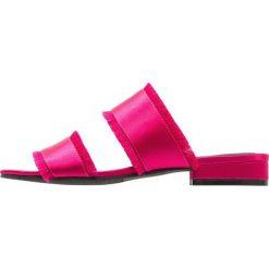 Chodaki damskie: Kenneth Cole New York VIOLA Klapki hot pink