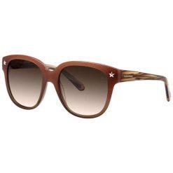 """Okulary przeciwsłoneczne """"SR770920"""" w kolorze brązowym. Brązowe okulary przeciwsłoneczne damskie marki Triwa, z tworzywa sztucznego. W wyprzedaży za 199,95 zł."""