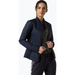 Bomberki damskie: Frieda & Freddies - Damska kurtka pikowana, niebieski