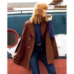 Płaszcze damskie: Płaszcz-ponczo