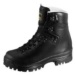 Buty trekkingowe męskie: MEINDL Buty męskie Army Gore czarne r. (4510/1)
