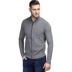 Sweter OSCAR SWPR000234. Białe swetry rozpinane męskie Giacomo Conti, na jesień, m, z bawełny. Za 199,00 zł.