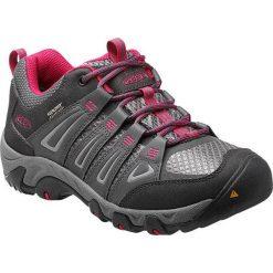 Buty trekkingowe damskie: Keen Buty damskie Oakridge WP Magnet/Rose r. 37 (1015359)