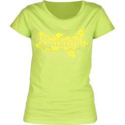 MARTES Koszulka damska Lady Beauty zielona r. L. Zielone bluzki damskie MARTES, l. Za 24,82 zł.